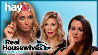 The Real Housewives of Beverly Hills | Kim's Fight Against Alcoholism