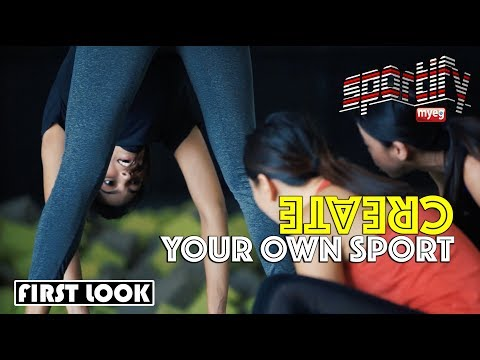 Create your own sport | MyEG Sportify | Astro SuperSport