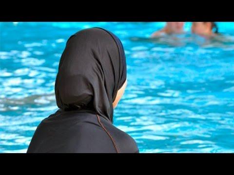 Swiss Muslim Girls are Forced to Swim with Muslim Boys