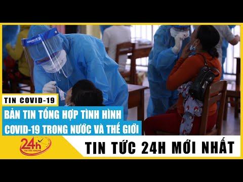 Tin Covid-19 Nóng Nhất Trưa 8/5 | Thêm 11 ca mắc COVID-19 mới ở Hà Nội, có 8 ca cộng đồng | TV24h