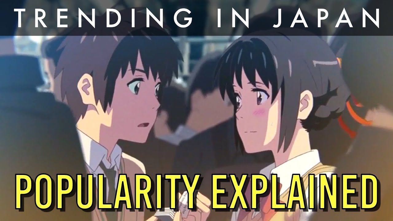 why is japanese anime so popular worldwide essay Her latest essay on a popular japanese anime  so strongly so popular in japan is my neighbor totoro that people the looking glass: new perspectives on.