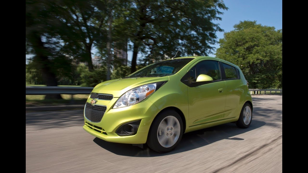2013 Chevrolet Spark First Drive Review