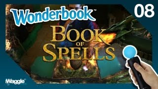 Wonderbook: Book Of Spells Walkthrough - Part 8/10 [Chapter 4] Impedimenta / Duro