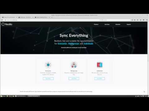 Resilio Sync - обзор, установка, настройка и использование программы для синхронизации файлов.