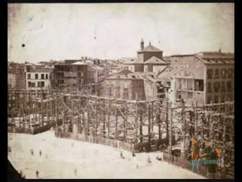 Mecano un a o m s fotograf as antiguas de la puerta del for Puerta del sol historia