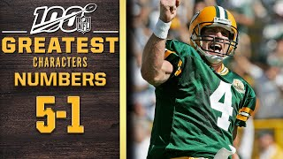 100 Greatest Characters: Numbers 5-1 | NFL 100