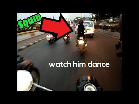 Squid rider | zombies on road | numbskulls |classic 350 |DAILY OBSERVATION #1 GOA INDIA