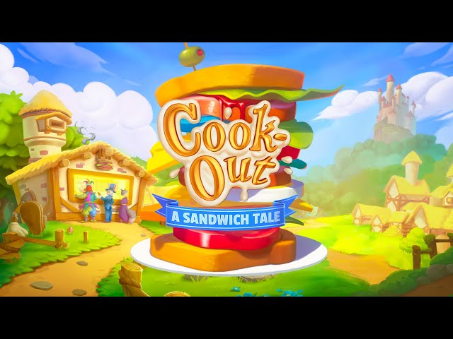 Cook-Out: A Sandwich Tale - Launch Trailer