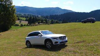 Mercedes GLC 220 Vs. Duster 2019 Offroad