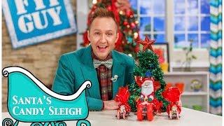 Fyi Guy: Santa's Candy Sleigh
