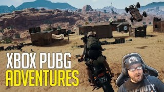 PUBG Xbox Adventures in Miramar! (Desert Map) - Playerunknown's Battlegrounds