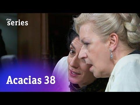 Acacias 38: Susana y Rosina asisten al nivel avanzado de dibujo #Acacias875 | RTVE Series