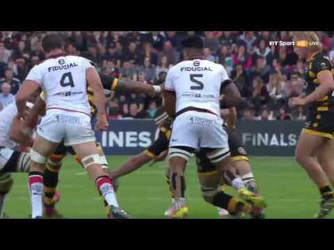 wasps vs toulouse