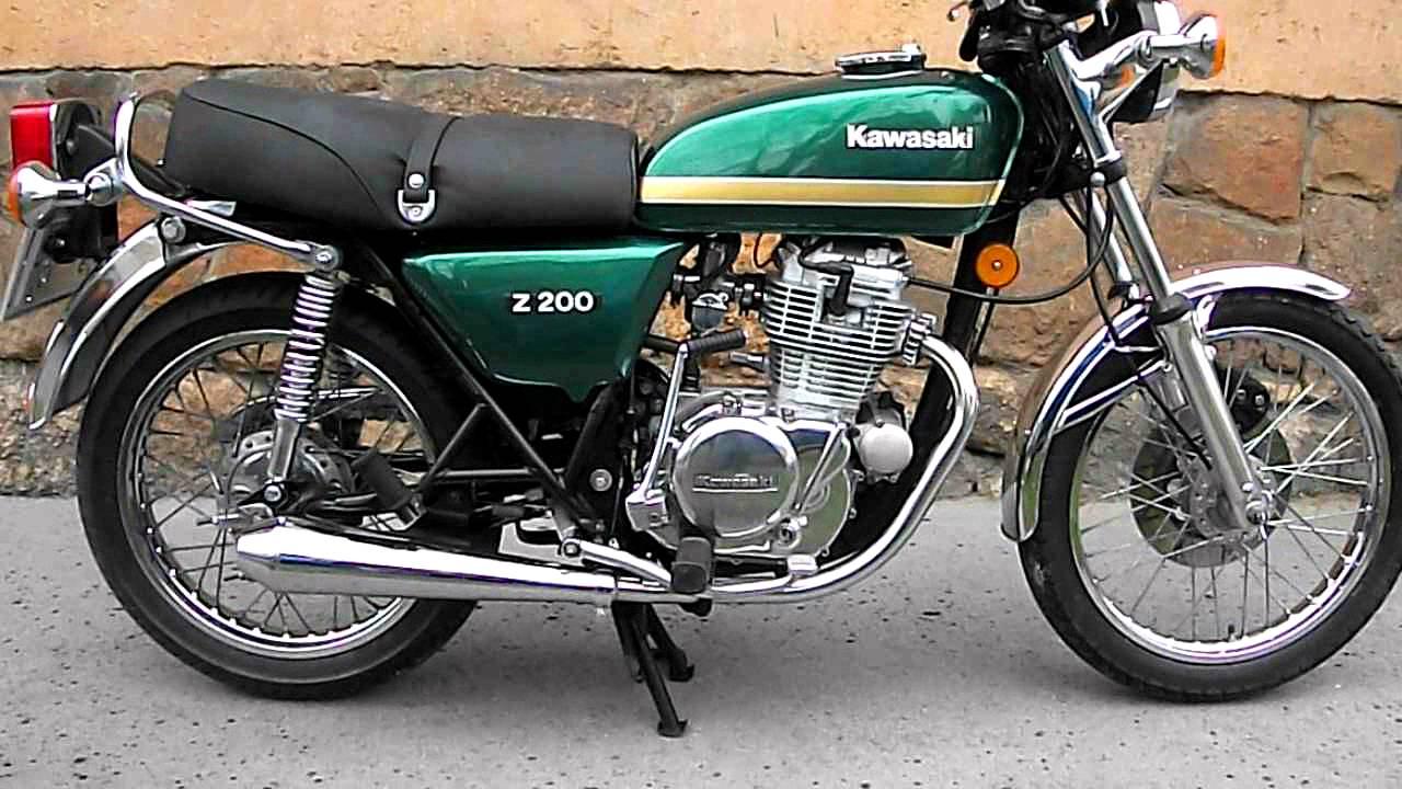 Kawasaki Z Cafe Racer