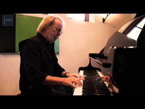 Happy New Year from Benny Andersson