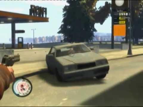 Grand Theft Auto IV: Vigilante Jobs 15 - Random Crime Incidents (Part 5)