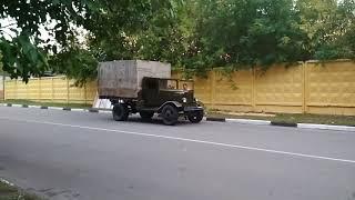 ГАЗ-АА (Полуторка)
