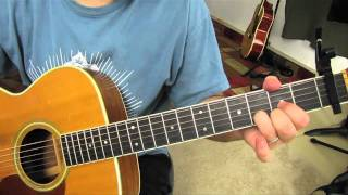 Eric Church - Smoke a Little Smoke - Easy Acoustic Songs - How to Play - Country