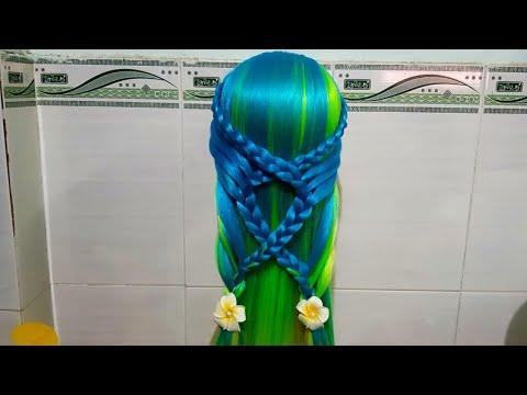Cách tết tóc đơn giản dễ làm lại đẹp cho bạn gái đi chơi đi dự tiệc   Easy Braided Hairstyle #83   Tóm tắt các nội dung liên quan đến cách tết tóc đẹp dễ làm đúng nhất