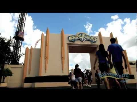 Warner Bros Movie World, Gold Coast, Australia | Experience Oz + NZ