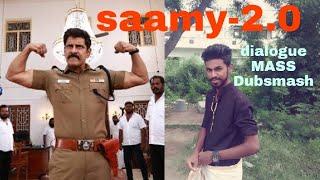 Saamy-2 || Arun Dubsmash || Vikram || Keerthi Suresh || latest Dubsmash 2018 ||