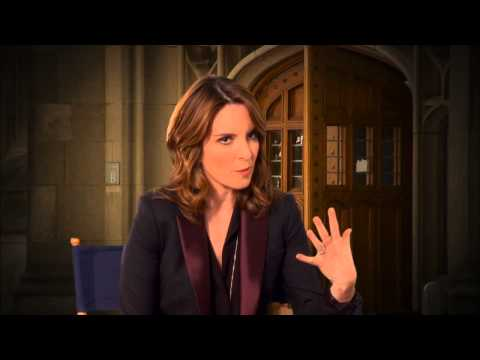Admission - Tina Fey - Interview Part 1