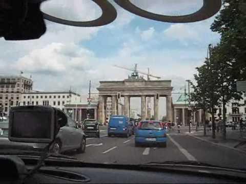 Berlin Drive in the L.A. MINI