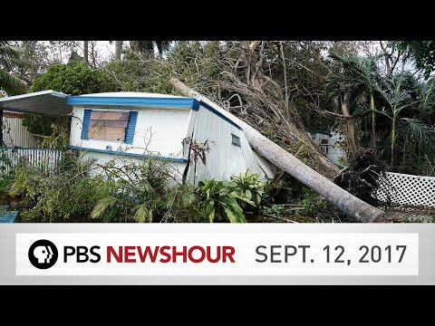 PBS NewsHour full episode Sept. 12, 2017