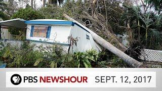 PBS NewsHour full episode Sept. 12, 2017 thumbnail