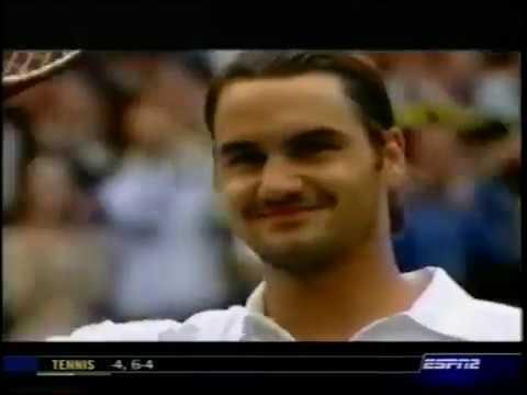 Philippoussis Vs Federer Wimbledon Final 2003