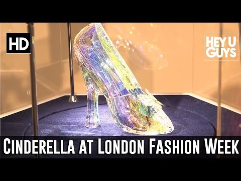Sandy Powell's Cinderella Costumes Come to London Fashion Week