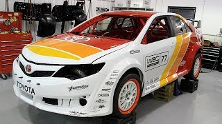 "2014 Toyota Camry Turbo ""CamRally"" Rally Car Build Project"