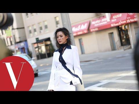 安心亞紐約時尚初體驗