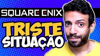 A TRISTE SITUAÇÃO da SQUARE ENIX - HITMAN / TOMB RAIDER / DEUS EX