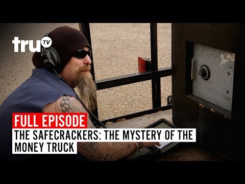 The Safecrackers | FULL EPISODE: The Mystery Of The Money Truck | Watch The Full Episode | TruTV