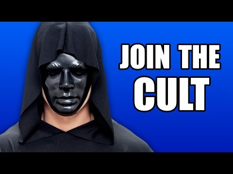 HOW TO JOIN A CULT! | When Goats Join...