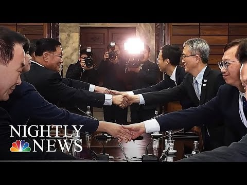 Download Youtube: Inside North Korea As It Prepares For The Olympics | NBC Nightly News
