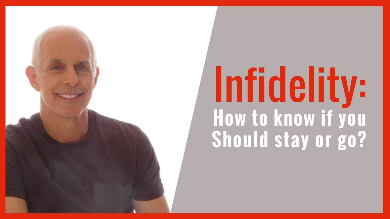 VIDEO] When is it okay to stay after infidelity - Todd Creager