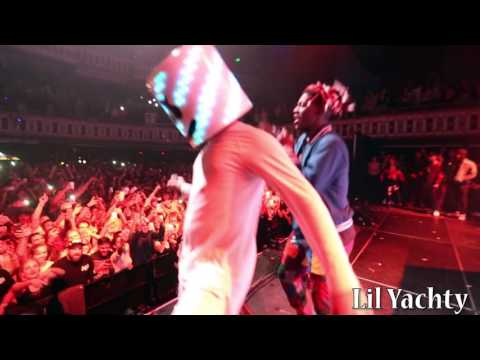 Marshmello at the Tabernacle in Atlanta w/ Special Guests Lil Yachty, Rich Homie Quan and BoB