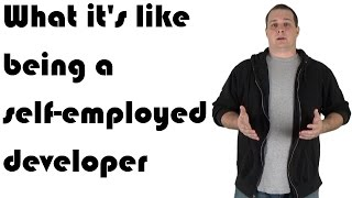 What it's like being a selfemployed developer