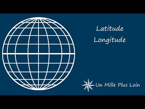 Latitude et Longitude - Navigation #2