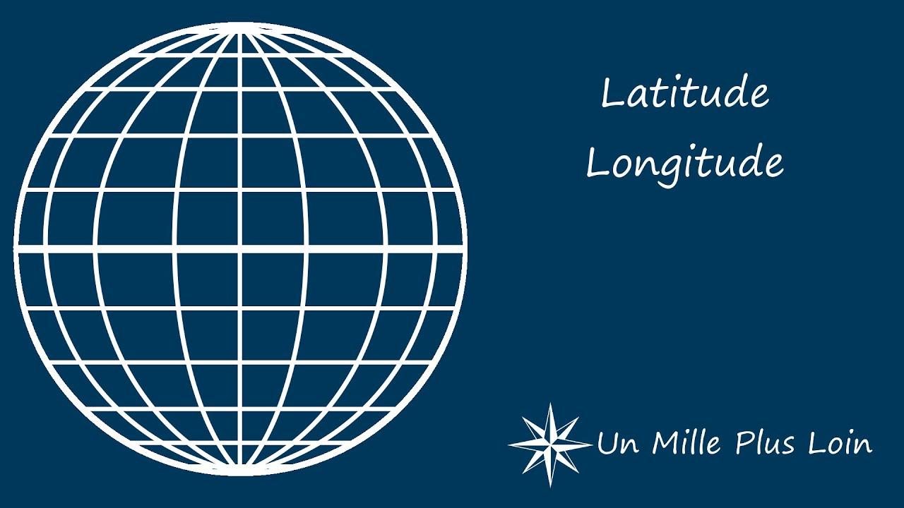 Latitude Et Longitude - Navigation  2