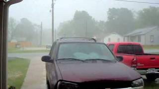 Storm in Hope Arkansas ( to: Villa De Arriaga S.L.P. )