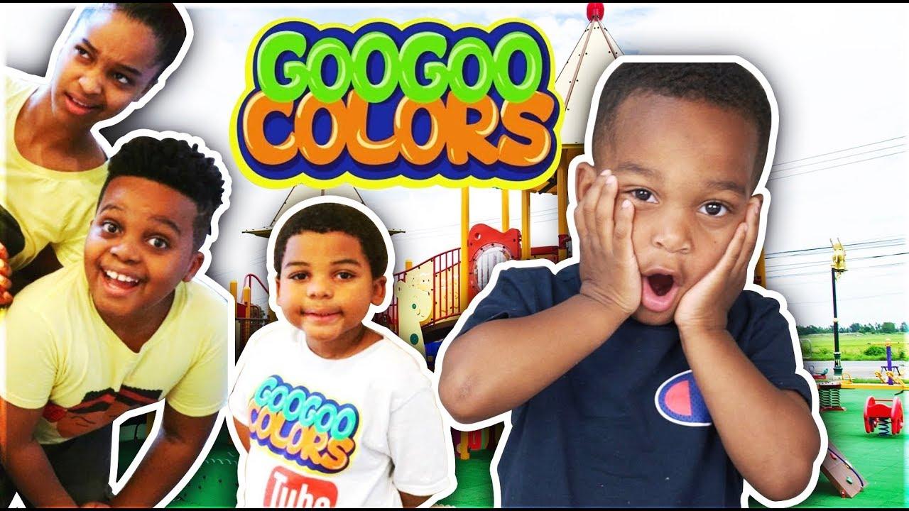 Epic Hide And Seek With Goo Goo Colors Onyx Kids Naiah