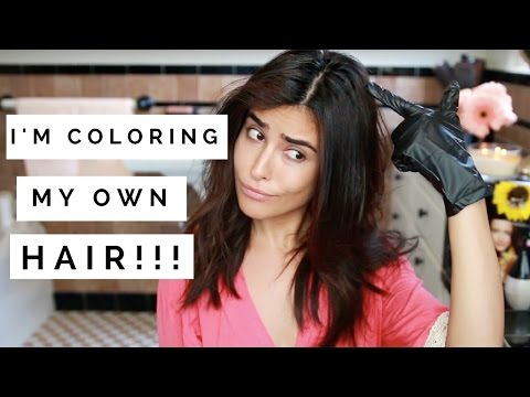 DIY Tutorial: How to Dye Hair at Home (Step-by-Step Guide)