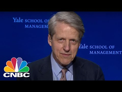 Robert Shiller On The Markets, Odds Of A Recession, Bitcoin And More | Trading Nation | CNBC