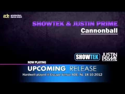 Showtek & Justin Prime  Cannonball Hardwell Edit
