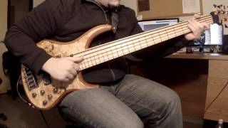MTD KZ5 with Aguilar DCB pickups and OBP-3 preamp