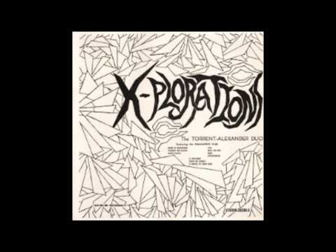 "Shay Torrent & Axel Alexander ""X-Plorations"" 1967 HAMMOND X-66 Organ Demo FULL ALBUM"