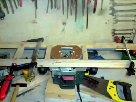 Video defonceuse sous table 1 youtube - Defonceuse sous table scheppach hf50 ...